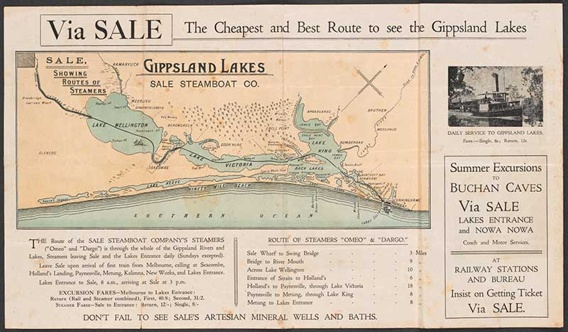 Gippsland-Lakes---Sale-Steam-Boat-Co