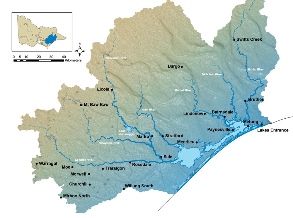 Gippsland Lakes Catchment
