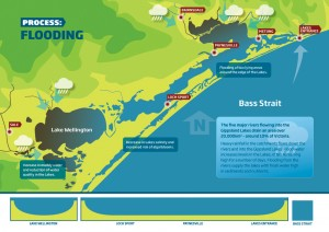 Gippsland Lakes Water Process - Flooding